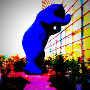 Denver Bear Denver iPhone Dean Allan Artist