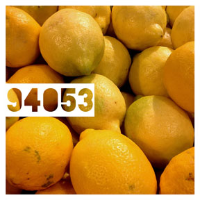 94053 Lemon iPhone Organic Show Artist Dean Allan McCready