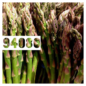 94080 Asparagus iPhone Organic Show Artist Dean Allan McCready